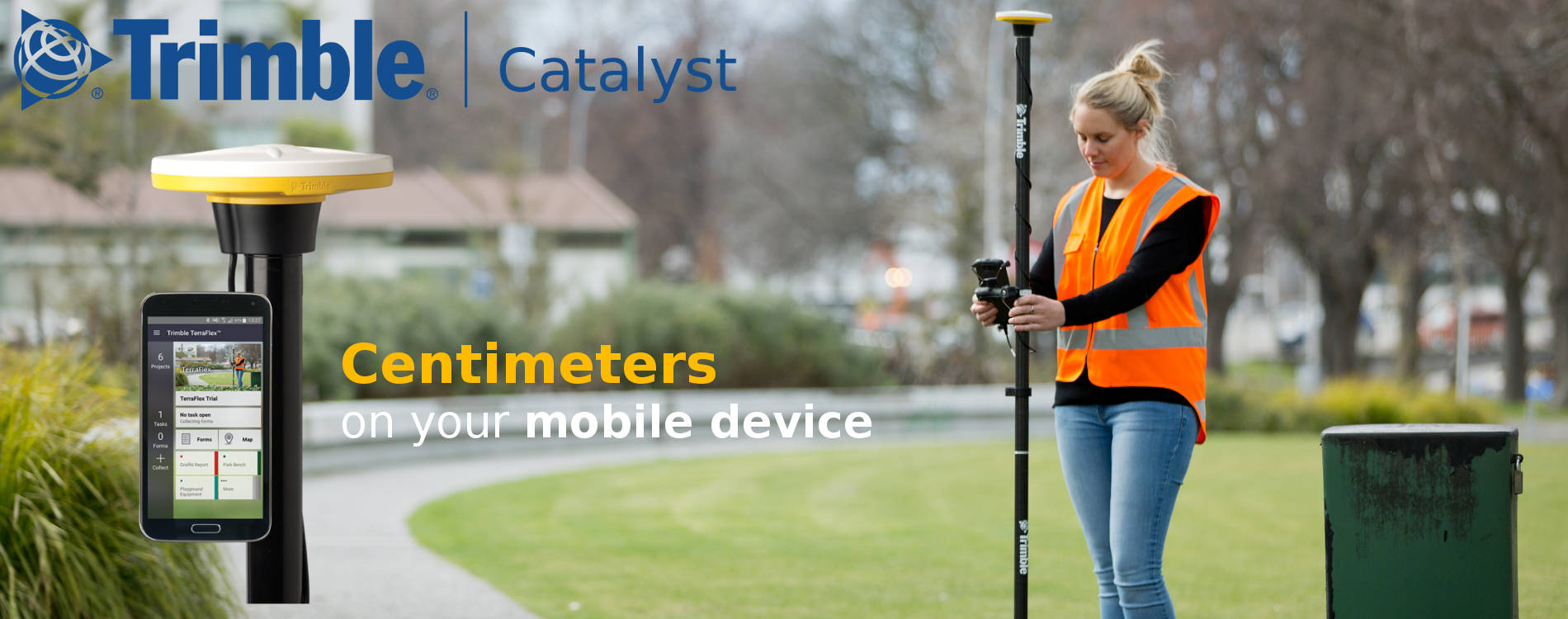 Trimble Catalyst