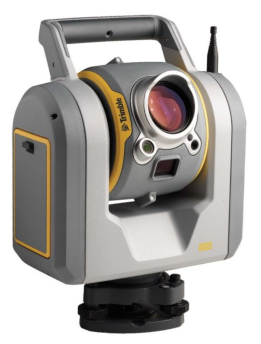 trimble sx10 total station studio face right